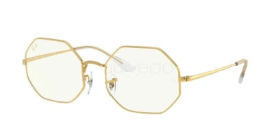 Ray-Ban Octagon Everglasses Clear RB 1972 (9196BF)