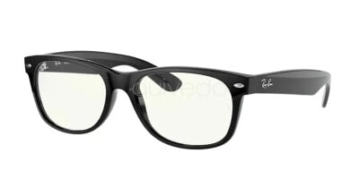 Ray-Ban New Wayfarer Everglasses Clear RB 2132 (901/BF)