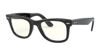 Ray-Ban Wayfarer Everglasses Clear Evolve RB 2140 (901/5F)