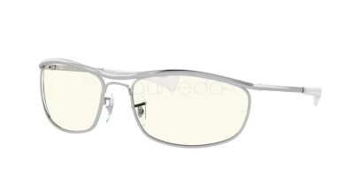 Ray-Ban Olympian I Deluxe Everglasses Clear Evolve RB 3119M (003/BL)