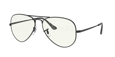 Ray-Ban Aviator Metal II Everglasses Clear RB 3689 (9148BF)