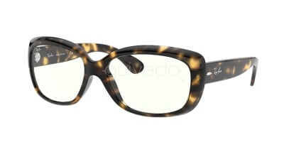 Ray-Ban Jackie ohh Everglasses Clear RB 4101 (710/BF)