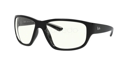 Ray-Ban Everglasses Clear RB 4300 (601/B5)