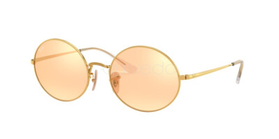 Ray-Ban Oval Mirror Evolve RB 1970 (001/B4)