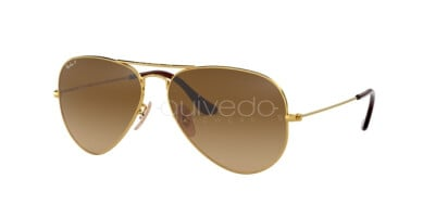 Ray-Ban Aviator large metal RB 3025 (001/M2)