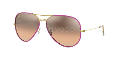 Ray-Ban Aviator full color RB 3025JM (91963E)