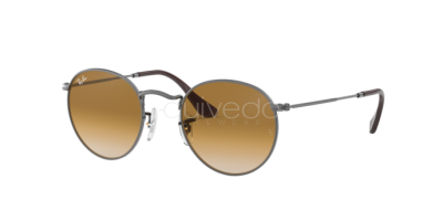 Ray-Ban Round metal Flat Lenses RB 3447N (004/51)