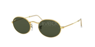 Ray-Ban Oval Legend Gold RB 3547 (919631)