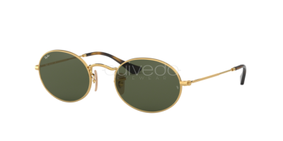 Ray-Ban Oval Flat Lenses RB 3547N (001)