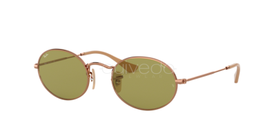 Ray-Ban Oval Evolve Flat Lenses RB 3547N (91314C)