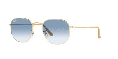 Ray-Ban Hexagonal RB 3548 (001/3F)