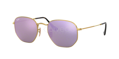 Ray-Ban Hexagonal Flat Lenses RB 3548N (001/8O)