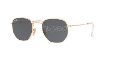 Ray-Ban Hexagonal RB 3548N (001/R5)