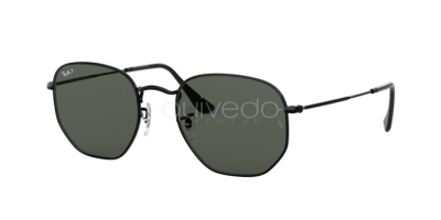 Ray-Ban Hexagonal Flat Lenses RB 3548N (002/58)