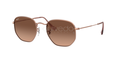 Ray-Ban Hexagonal Flat Lenses RB 3548N (9069A5)
