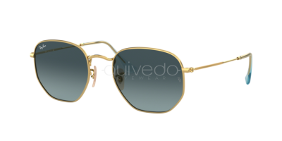 Ray-Ban Hexagonal Flat Lenses RB 3548N (91233M)
