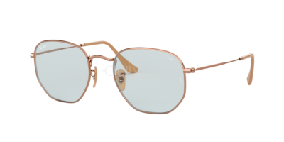 Ray-Ban Hexagonal Evolve Flat Lenses RB 3548N (91310Y)