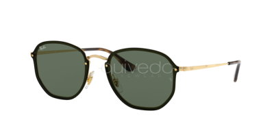 Ray-Ban Blaze hexagonal RB 3579N (001/71)