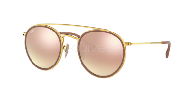 Ray-Ban Round Double Bridge RB 3647N (001/7O)