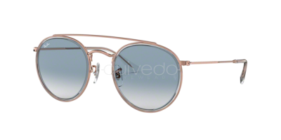 Ray-Ban Round Double Bridge RB 3647N (90683F)