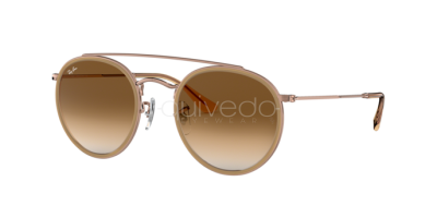 Ray-Ban Round Double Bridge RB 3647N (907051)