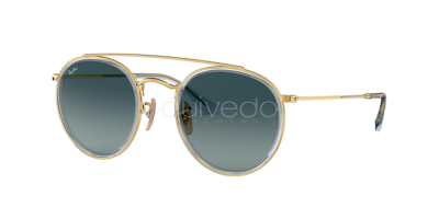 Ray-Ban Round Double Bridge RB 3647N (91233M)
