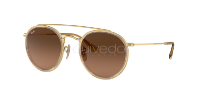 Ray-Ban Round Double Bridge RB 3647N (912443)