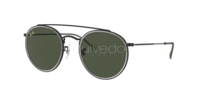 Ray-Ban Round Double Bridge Legend Gold RB 3647N (921231)