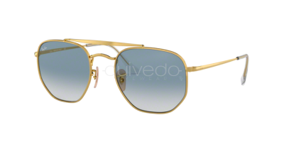 Ray-Ban The Marshal RB 3648 (001/3F)