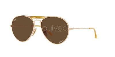Ray-Ban Titanium Chromance RB 8063 (9205AN)