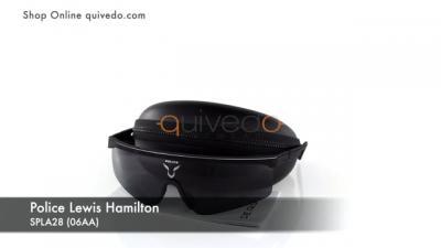 Police Lewis Hamilton SPLA28 (06AA)