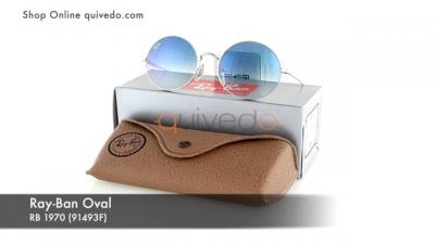 Ray-Ban Oval RB 1970 (91493F)