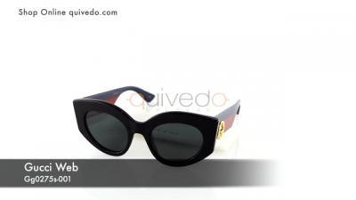 Gucci Web Gg0275s-001