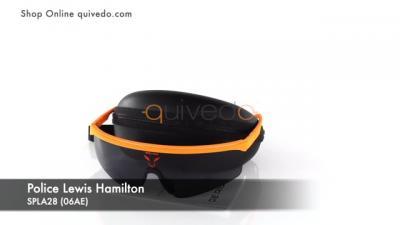 Police Lewis Hamilton SPLA28 (06AE)