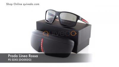 Prada Linea Rossa PS 02XS (DG002G)