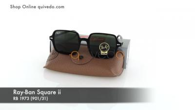 Ray-Ban Square ii RB 1973 (901/31)