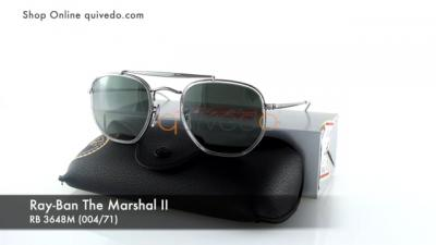 Ray-Ban The Marshal II RB 3648M (004/71)