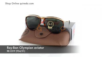 Ray-Ban Olympian aviator RB 2219 (954/31)