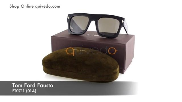 Tom Ford Fausto FT0711 (01A)