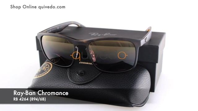 ray ban chromance 4264 price