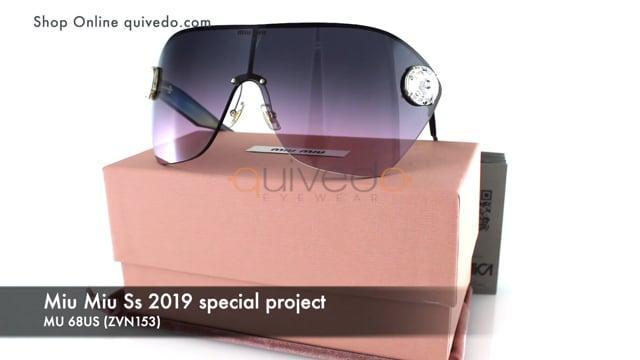 Miu Miu Ss 2019 special project MU 68US (ZVN153)