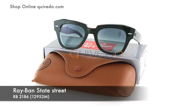 Ray-Ban State street RB 2186 (12953M)