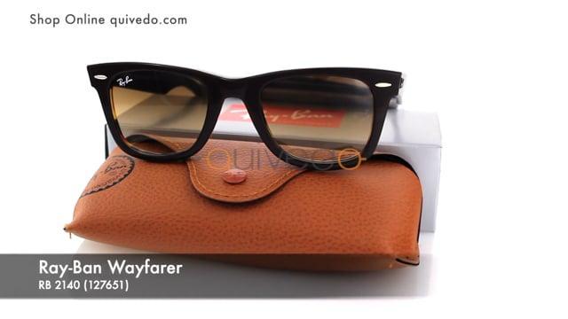 Ray-Ban Wayfarer RB 2140 (127651)