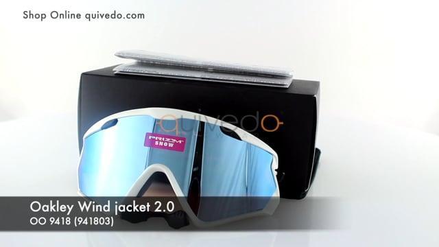 Oakley Wind jacket 2.0 OO 9418 (941803)