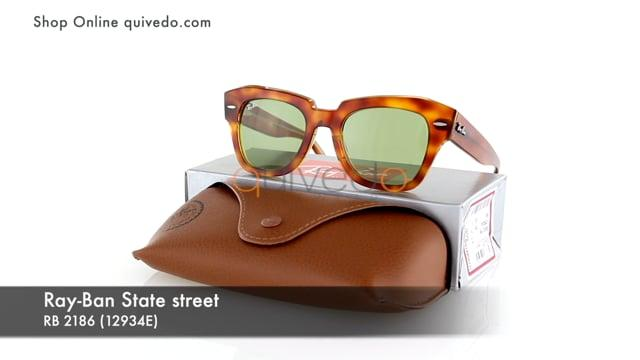 Ray-Ban State street RB 2186 (12934E)