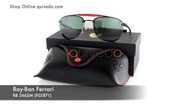 Ray-Ban Ferrari RB 3662M (F02871)