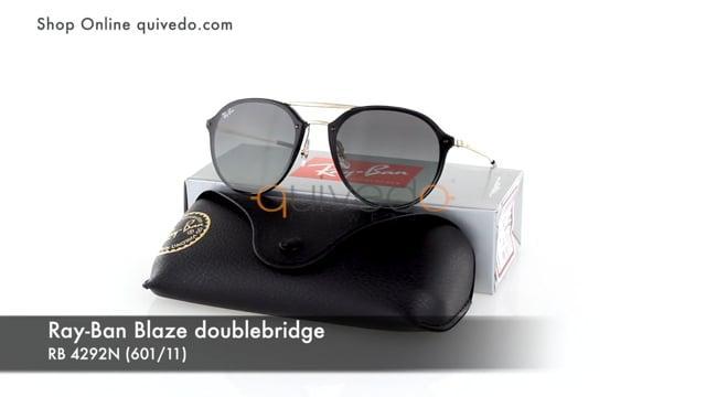 Ray-Ban Blaze doublebridge RB 4292N (601/11)