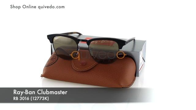 Ray-Ban Clubmaster RB 3016 (12773K)