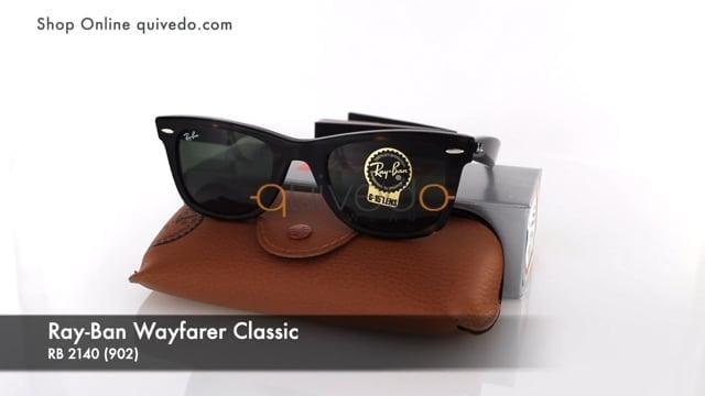 Ray-Ban Wayfarer Classic RB 2140 (902)