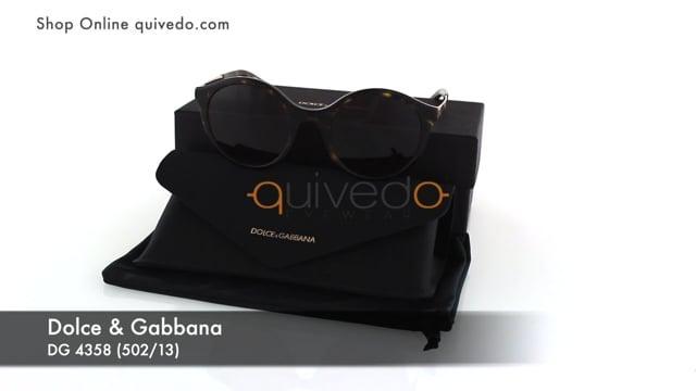 Dolce & Gabbana DG 4358 (502/13)
